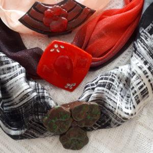 Tuch- und Schalhalter